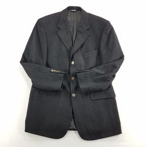 Bill Blass 100% Cashmere Sports Coat Blazer Jacket